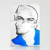leonardo Stationery Cards featuring Leonardo by Eva BF