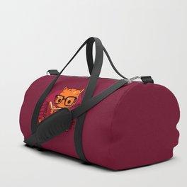 Feed Me And Tell Me I'm Smart Duffle Bag