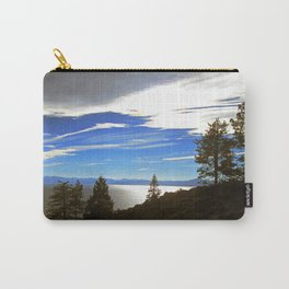 Shadowy North Lake Tahoe Carry-All Pouch