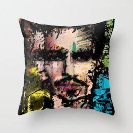The Spaniard Throw Pillow