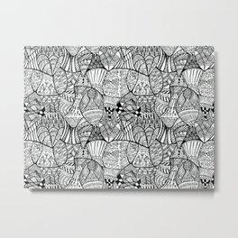 Pile of Fish Metal Print