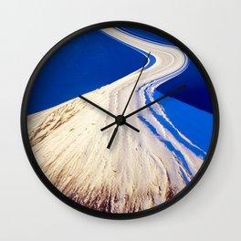 mtn rd Wall Clock
