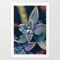 gem Art Prints featuring Gem by Purdypowny