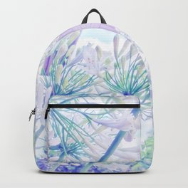 African Lilies (Agapanthus) Backpack