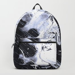 Spider-Man Blue Backpack