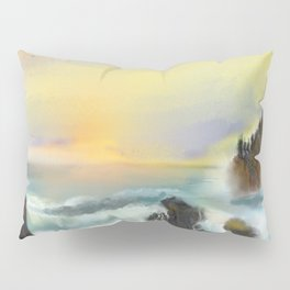 Living in Peace Pillow Sham