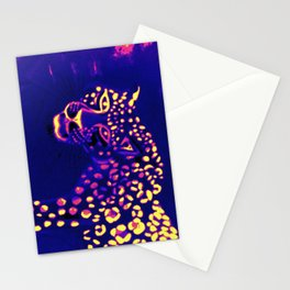Leopard NightWatch Stationery Cards