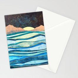 Celestial Sea Stationery Cards