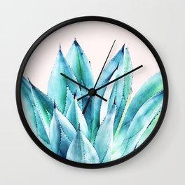 Agave Vibe #society6 #artprints #buyart Wall Clock
