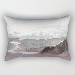 Autumnal landscape Rectangular Pillow