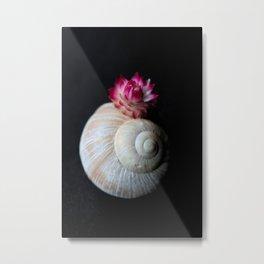 Hermit flower Metal Print