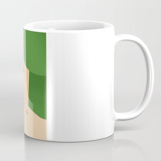 Lola Green Mug
