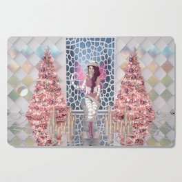 Sugar Plum Fairy Cutting Board