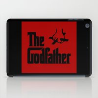 the godfather iPad Cases featuring The Godfather by SwanniePhotoArt