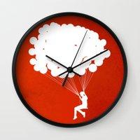 Suspension Wall Clock
