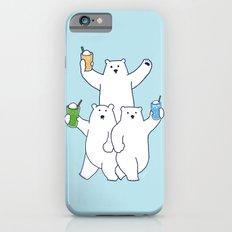 Summer float bears iPhone 6s Slim Case