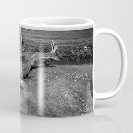 Driftwood Beach 2 Coffee Mug