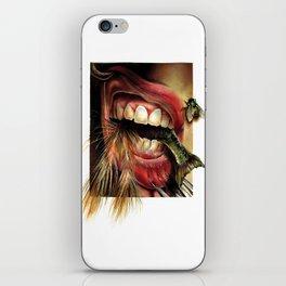 Animal Tomb  iPhone Skin