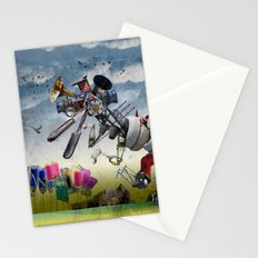 monster II Stationery Cards