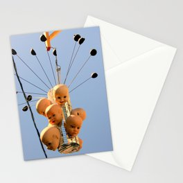These Dolls Gave Great Head-s Stationery Cards