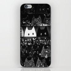 cats-226 iPhone & iPod Skin