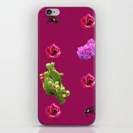 Flora and Fauna 2 iPhone Skin