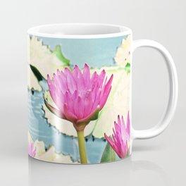 The Water Lily Coffee Mug