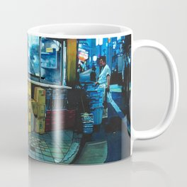 Street Scene in Tokyo Coffee Mug