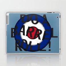 barrel roll sir Laptop & iPad Skin
