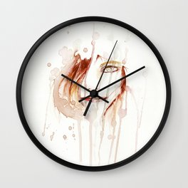 Obscure Wall Clock