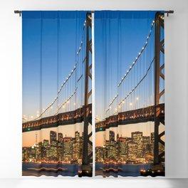 San Francisco 02 - USA Blackout Curtain