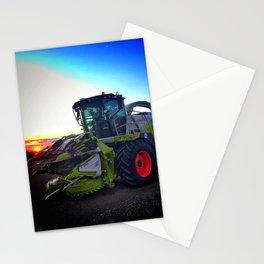 Kansas Sunset Stationery Cards