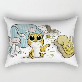 Wasn't Me Rectangular Pillow