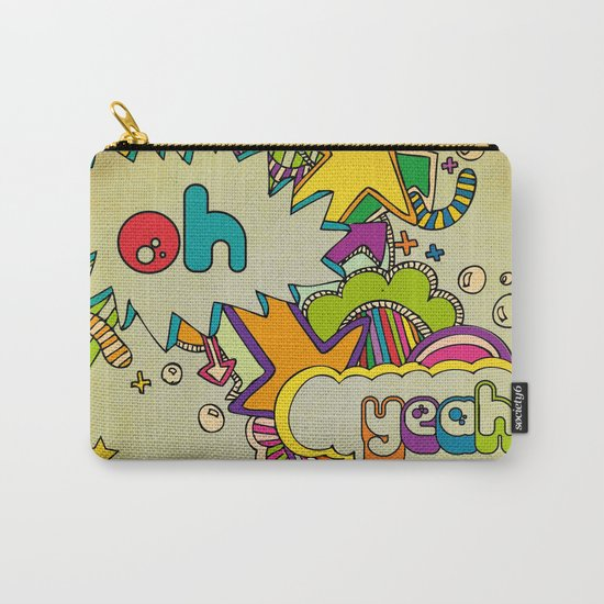 Yeah Yeah! Carry-All Pouch
