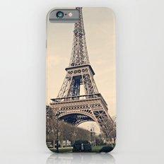 Good Morning Paris iPhone 6s Slim Case