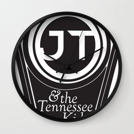 JT & the Tennessee Kids Wall Clock