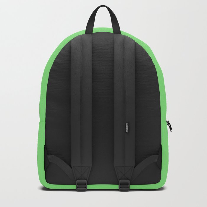 the wise cat - action Backpack
