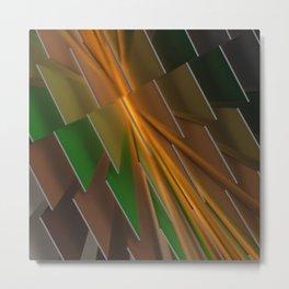 Meadowlight Metal Print