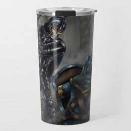 Death Knight Travel Mug