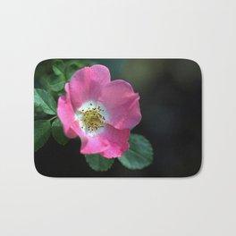 Carefree Delight Rose Bath Mat
