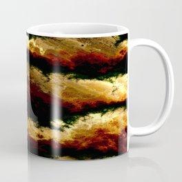 marble smoke#4 Coffee Mug