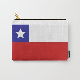 Chile flag Carry-All Pouch