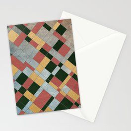 Tiling Mosaic Stationery Cards