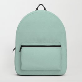 paleturquoise Backpack