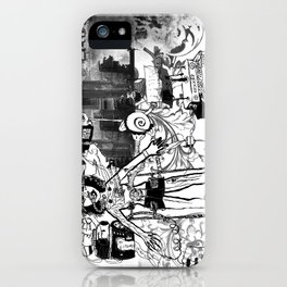 Disgustinator2000 for cards iPhone Case