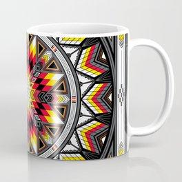 Sacred Places Red Coffee Mug