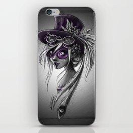 Violet ! iPhone Skin