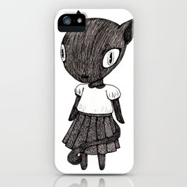 Mon Petit Chat iPhone Case