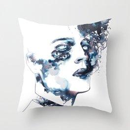 INK 2 Throw Pillow