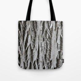 Rustic Tree Bark Tote Bag